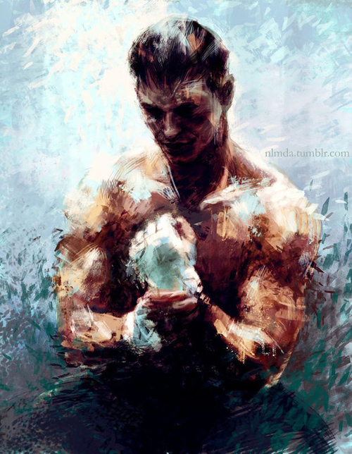 Amazing Digital Paintings by Ladynlmda