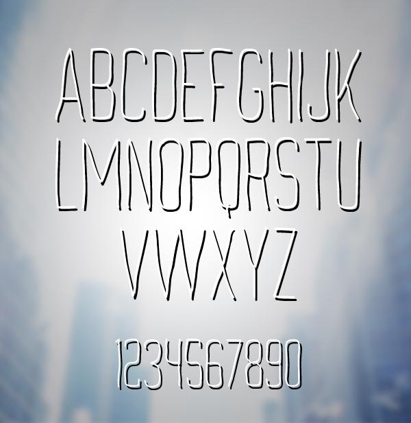 Archives Font Letters