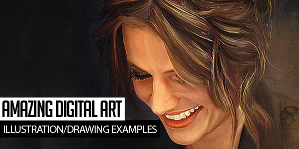 26 Awe-Inspiring Digital Art and Illustrations by Professional Designers
