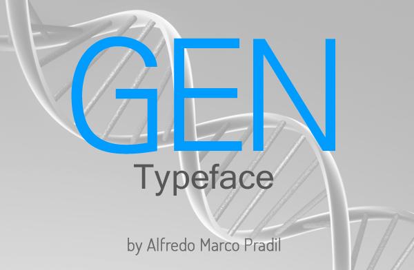Gen Free Font