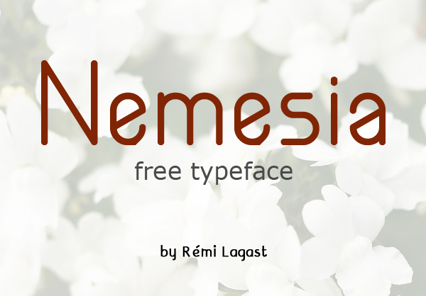 Nemesia Free Font
