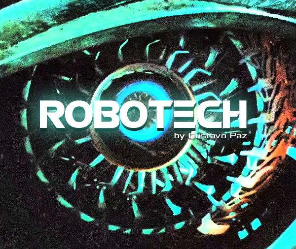 Robotech free font