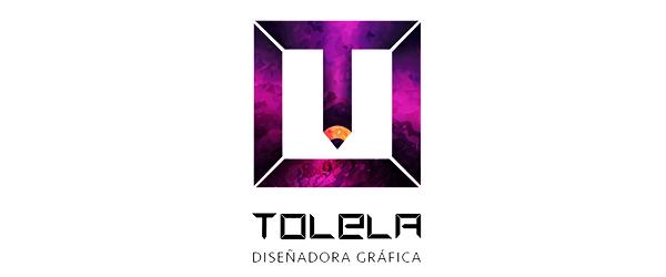 Tolela Personal Branding Logo Design