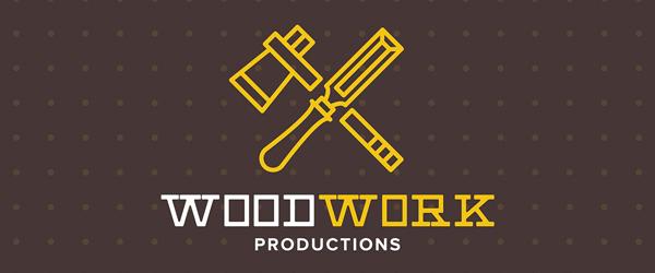 WoodWork Logo Design