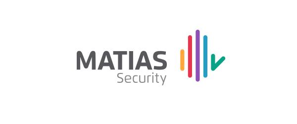Matias Security Logo Design