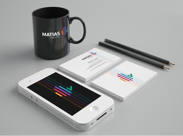 Matias Security Business Card