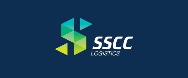SSCC Logistics  Logo Design