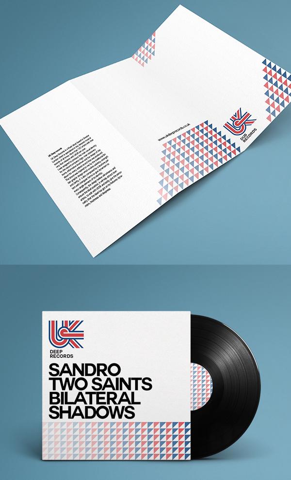 UK Deep Records Stationery Items