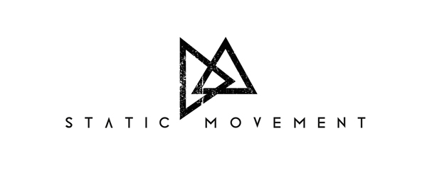 Static Movement Logo Design