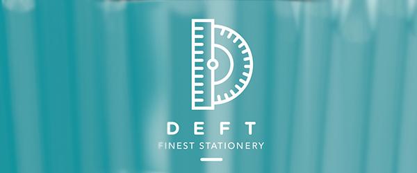Deft Logo Design