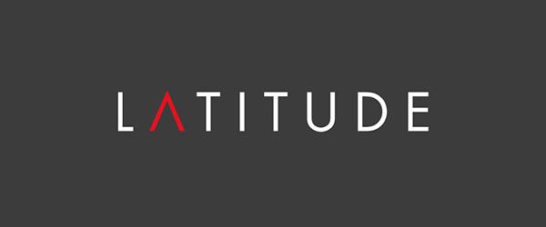 LATITUDE Architecture Brand Logo Design