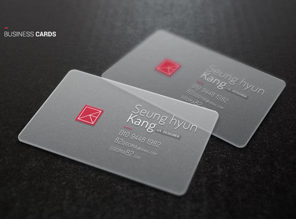 Seunghyun Kang Business Card