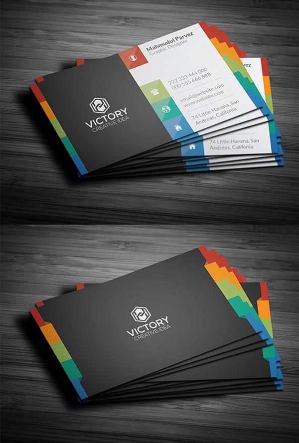 Nomaglari Creative Business Card
