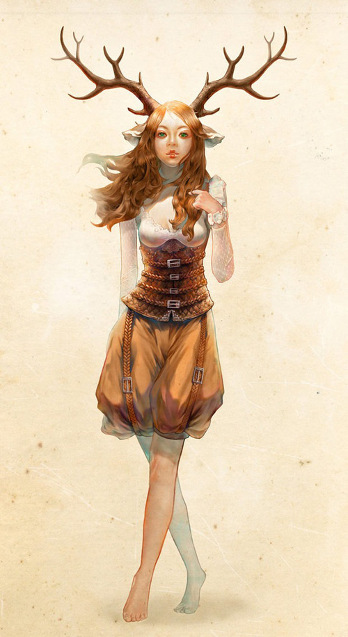 Digital Art by Nguyen Bao Tin