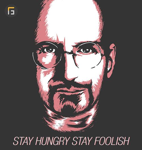 Steve Jobs by Giorgio Ferro