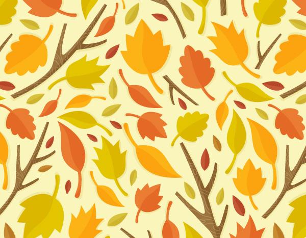 Free Autumn Pattern