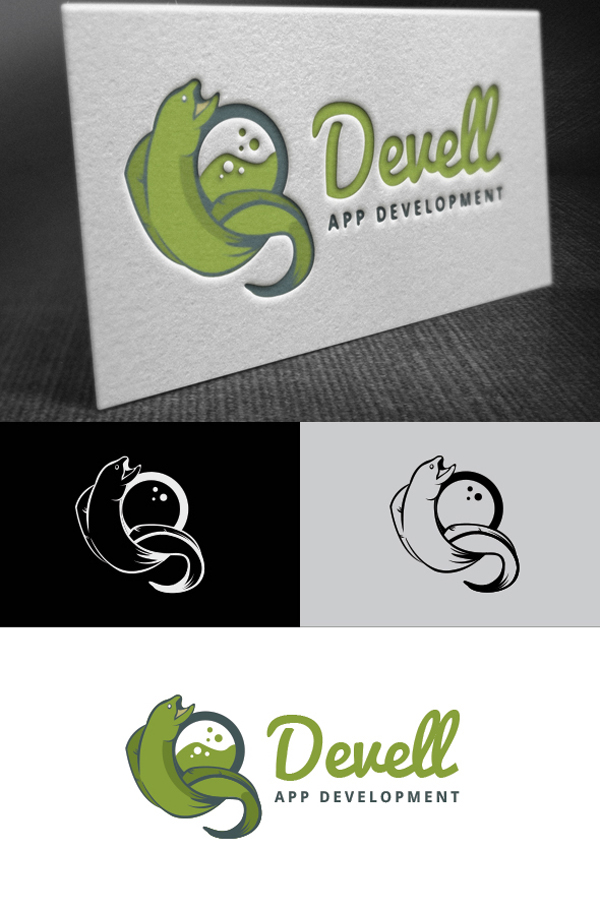 Free PSD Logo Template