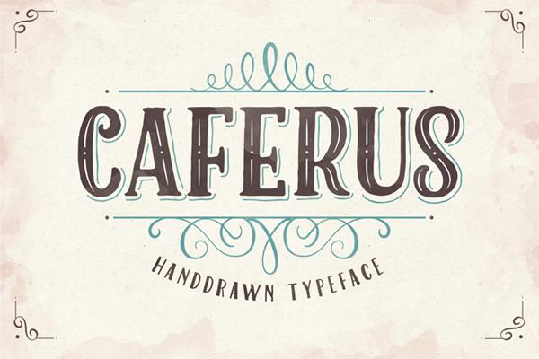 Caferus Font