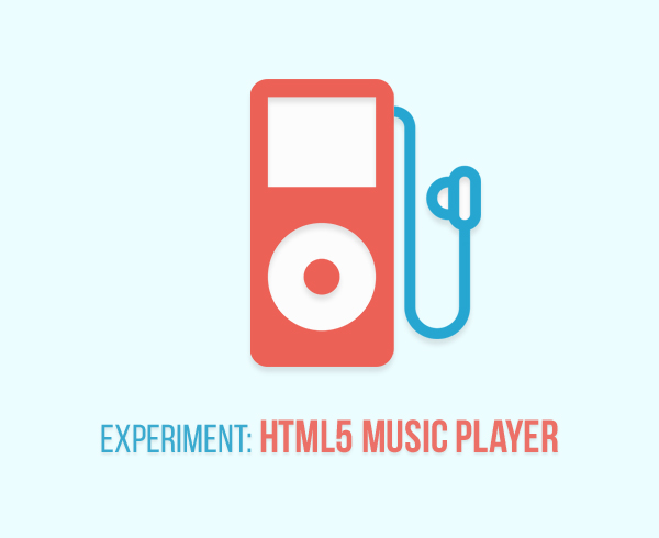HTML5 Music Player