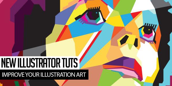 New Tutorials to Improve Your Illustration Art