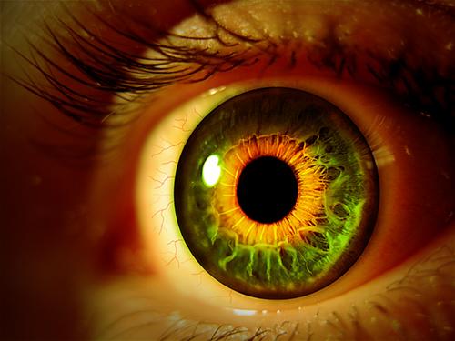 Create an Eerie Eye Photo Manipulation in Photoshop