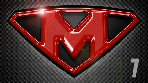 Create a stunning superhero emblem in Photoshop