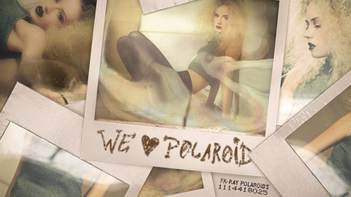 Create realistic Polaroids in Photoshop Tutorial