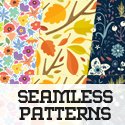 Post thumbnail of Pattern Design – 27 Seamless Free Vector Patterns