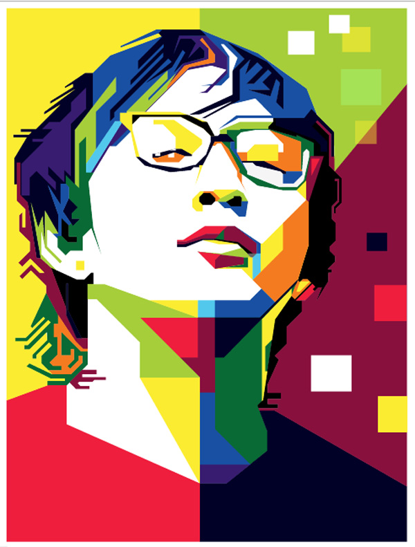 Tutorial WPAP With Photoshop and Illustrator