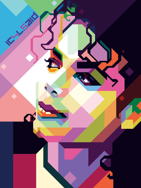 Create WPAP Style Art in Adobe Illustrator