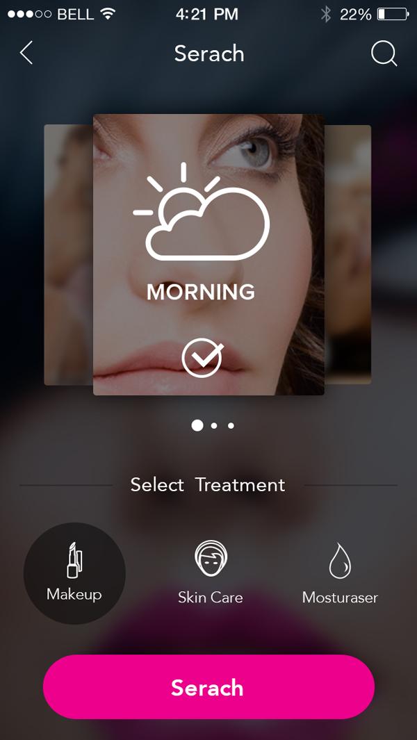 Alure App UI Design by UiUx Builder