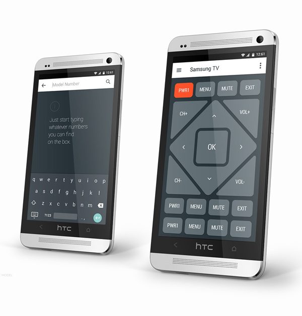 Story of Anymote Smart Remote Control App by musHo