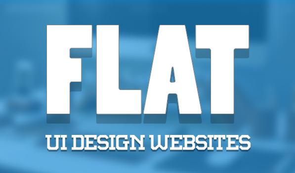 Flat Websites Design – 26 New Examples