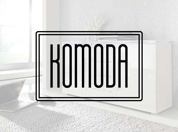 Komoda Free Font
