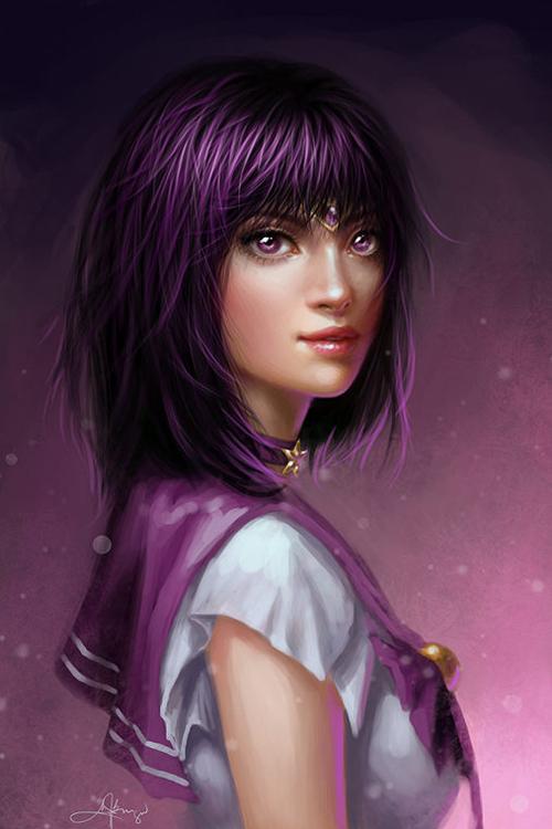 Creative Portrait Illustrations by Myls Bunagan
