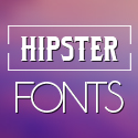 Post Thumbnail of 40 Free Fonts for Hipsters