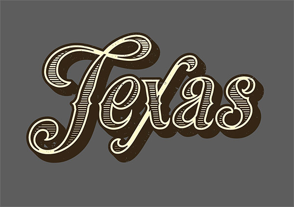 How To Create a Vintage Text Effect in Illustrator