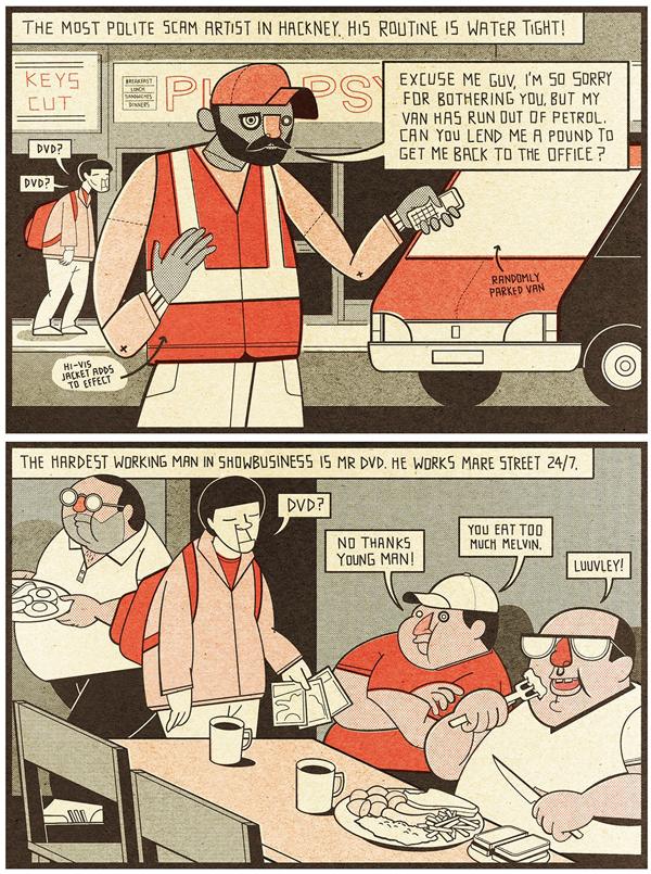 Create a Retro-style Comic in Adobe Illustrator Tutorial