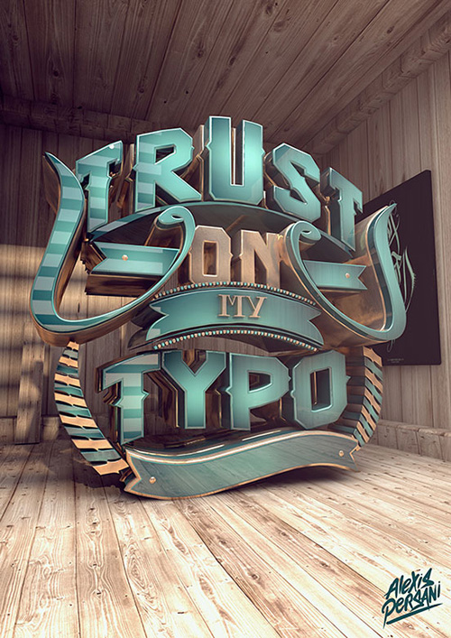 Trust on My Typo by Alexis Persani