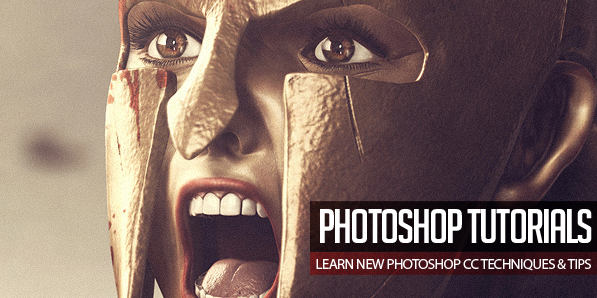 New Photoshop Tutorials to Learn Photoshop Techniques & Tips