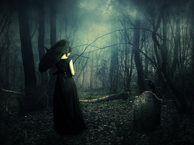 Create a Dark, Mysterious Photo Manipulation