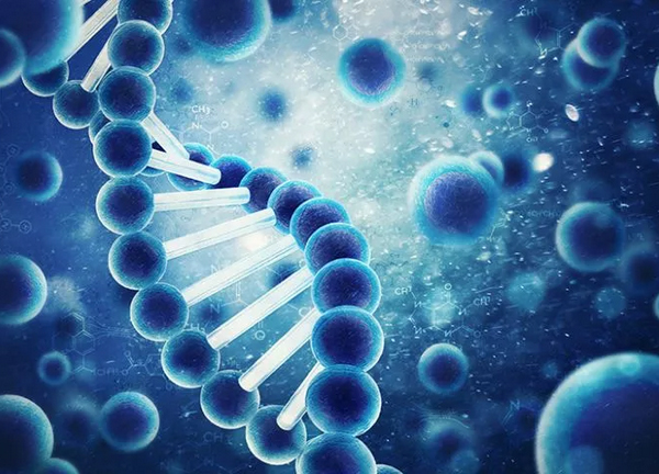 Create This Abstract Medical Image Of DNA With Photoshop