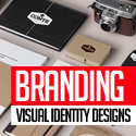 Post thumbnail of 25 Awesome Branding, Visual Identity and Logo Design Examples