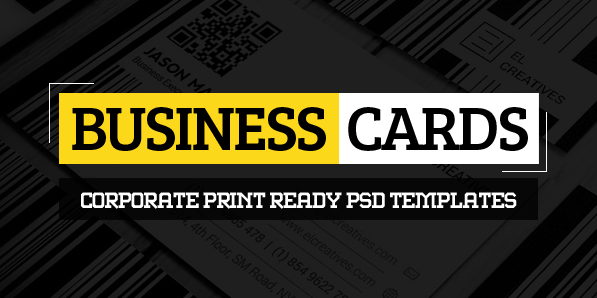 35 Modern Creative Business Cards Design