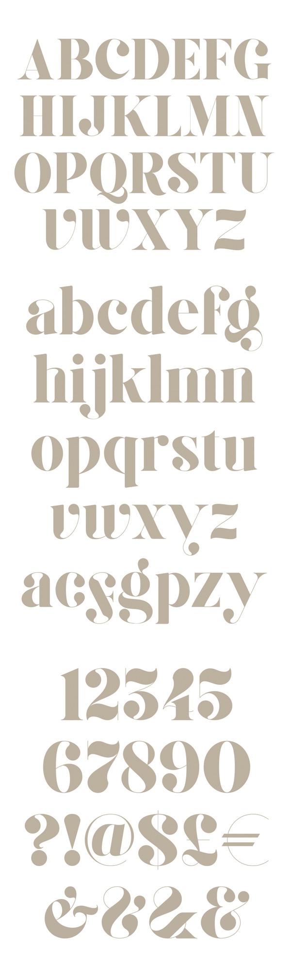 Giza Pro fonts