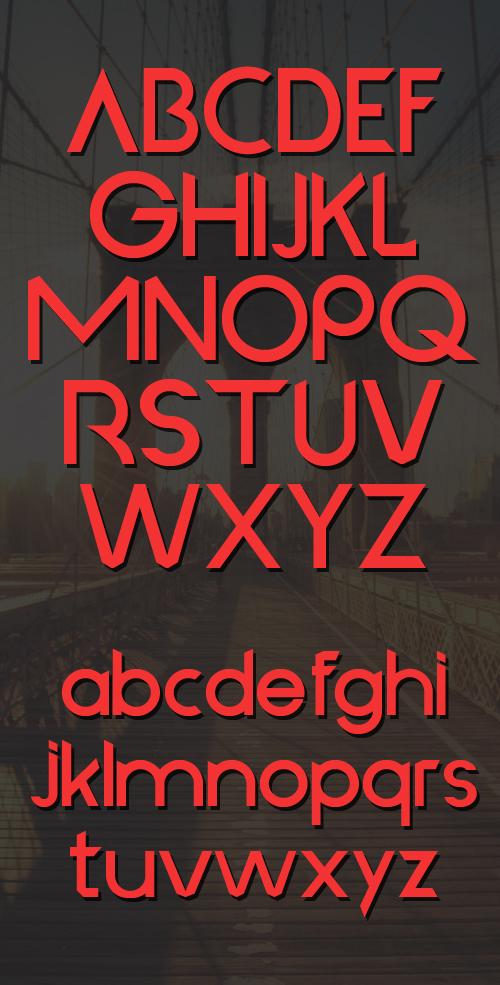 Goeo Font