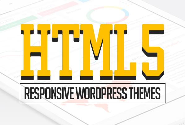 Modern Responsive HTML5 WordPress Themes & Templates