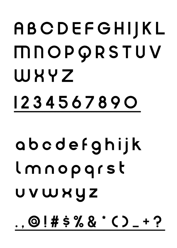 HoneyDesign fonts and letters