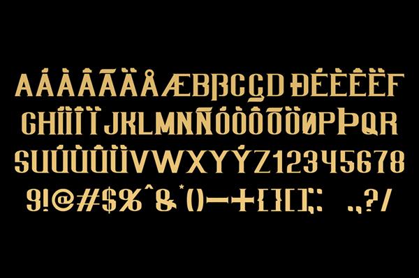 QUIP fonts
