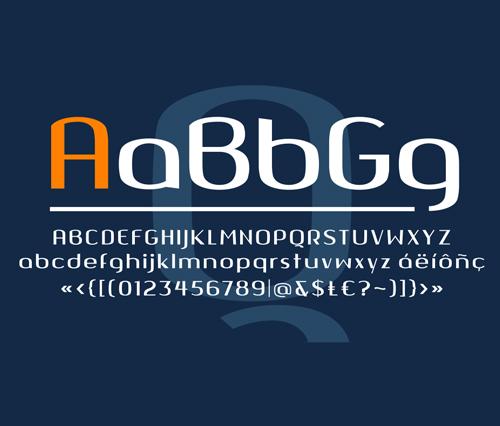 Quango Font